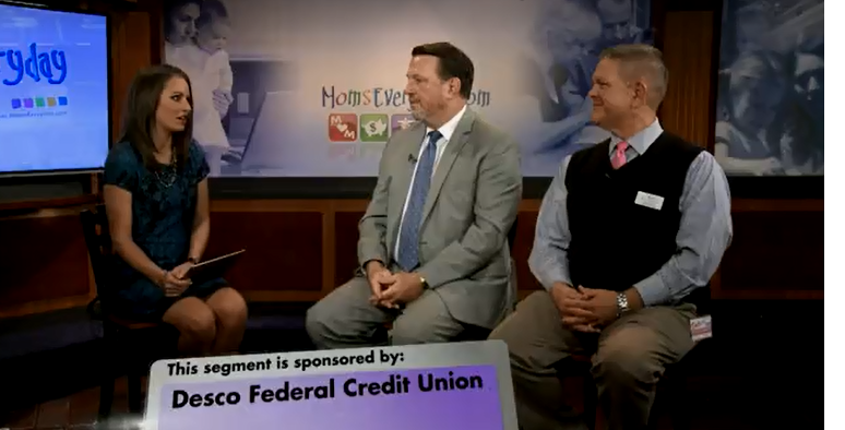 this segment is sponsored by desco federal credit union